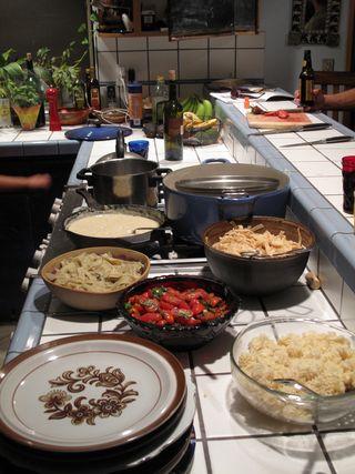 Sunday Pasta Fest