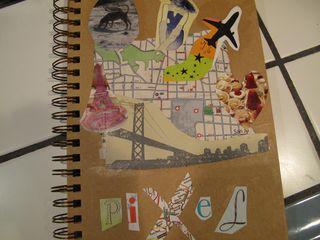 Notebook for pix
