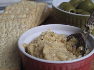 Chick Pea Spread